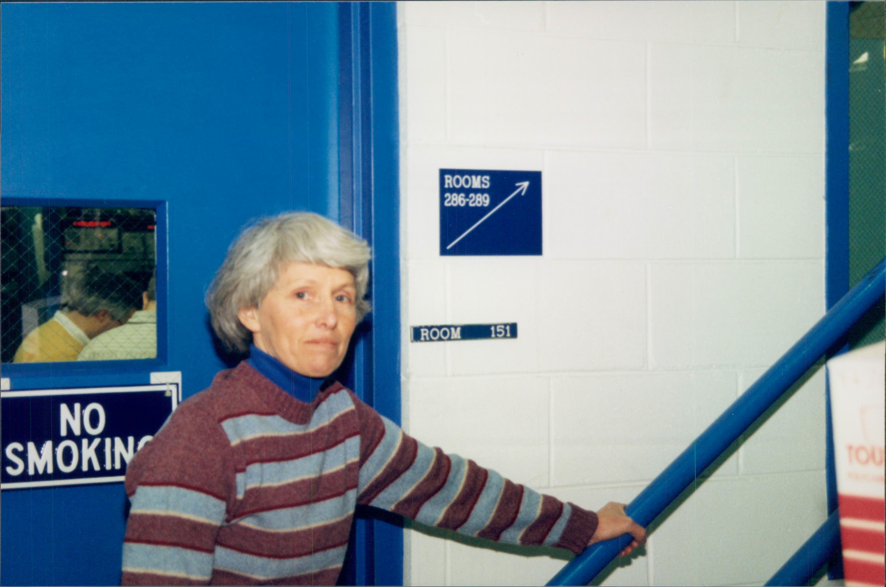 Beverly Hartline, Test Lab, 1994