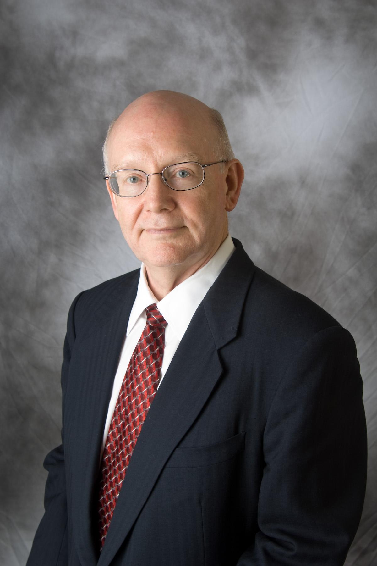 Roy Whitney staff photo