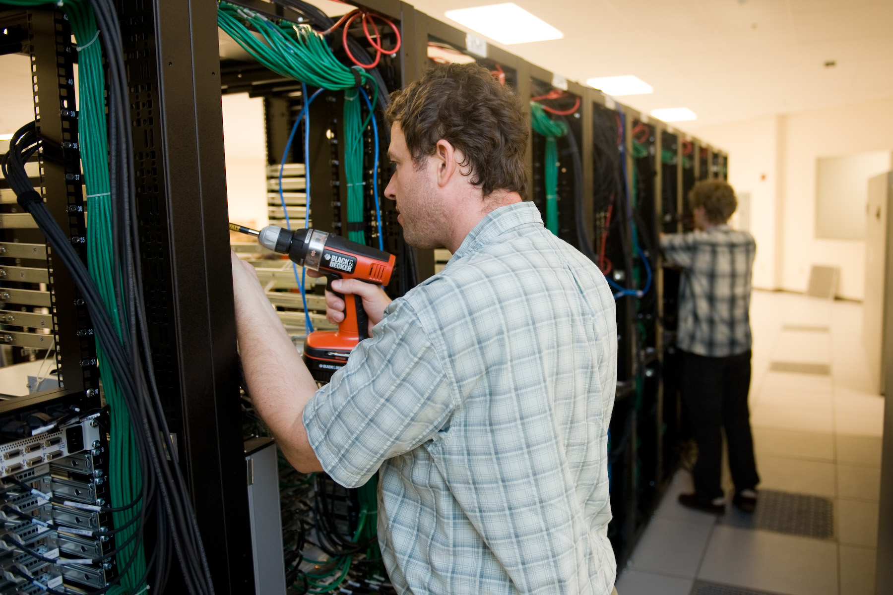 2010 Computer Installation, Computer Center