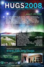 HUGS08 poster