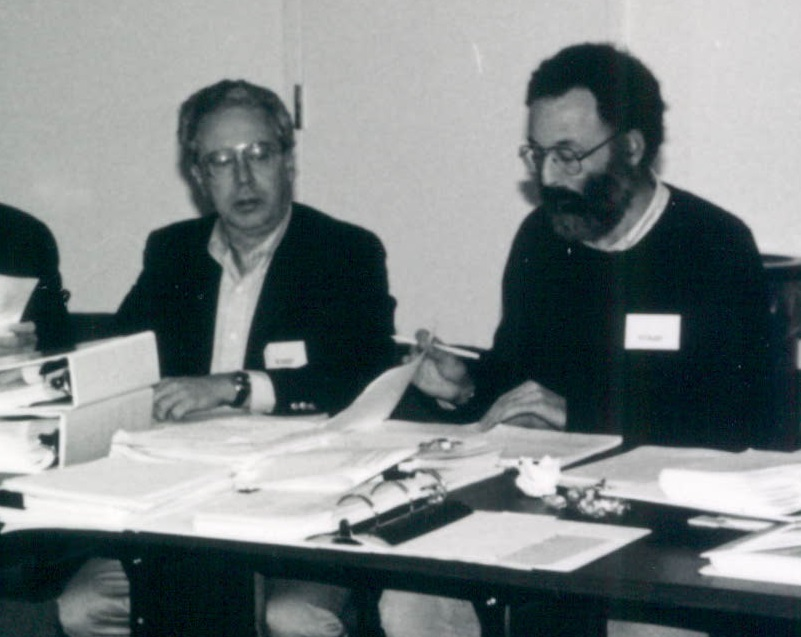 James S. McCarthy and Nathan Isgur at PAC 4