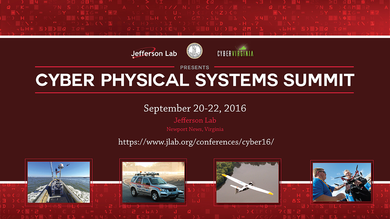 Cyber Physical Systems Summit