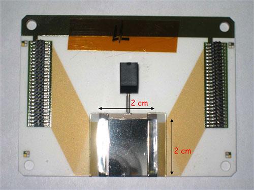 Diamond detector