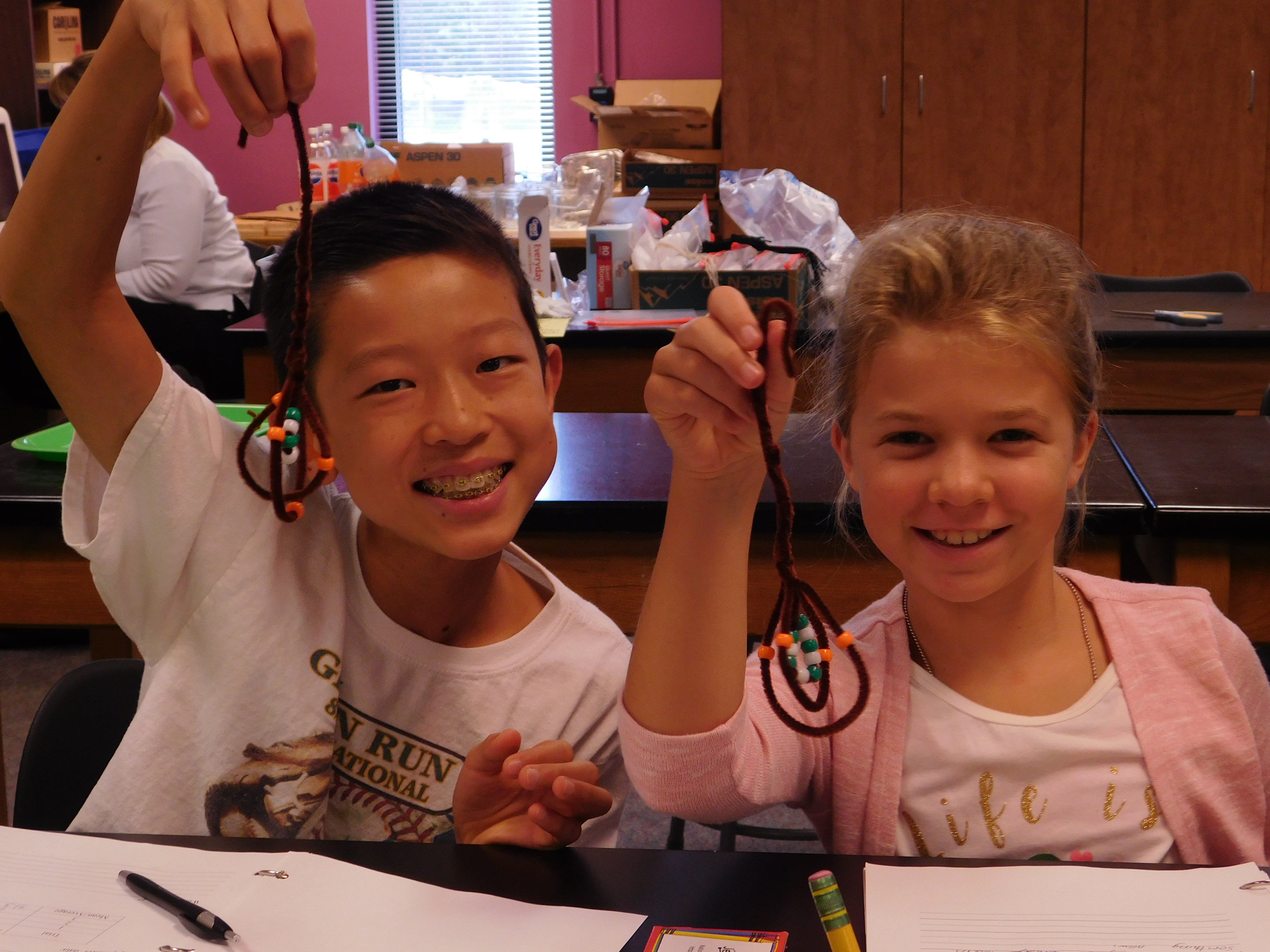 Summer Science Camp Activities