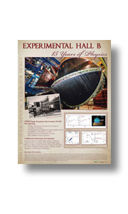 Experimental Hall B Poster