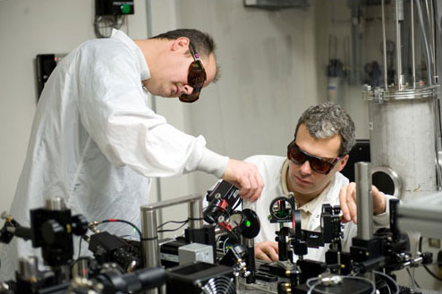 Conducting An Experiment at the Free-Electron Laser