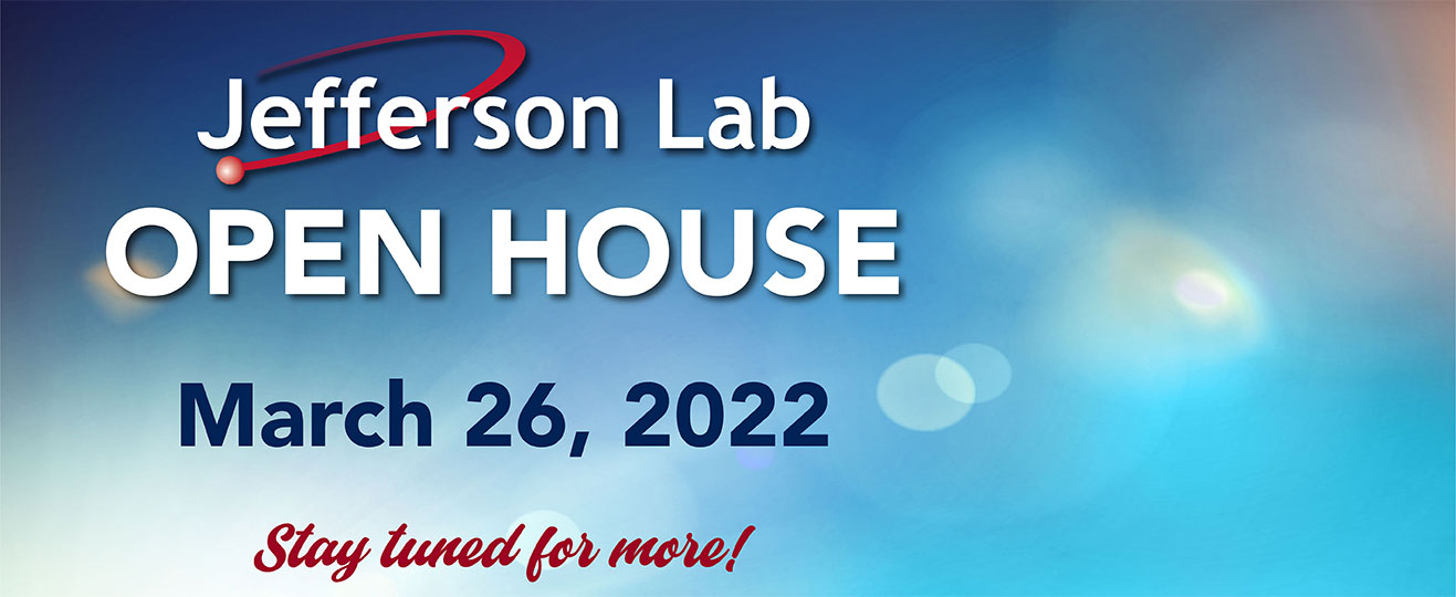 Next Open House Event set for 2022