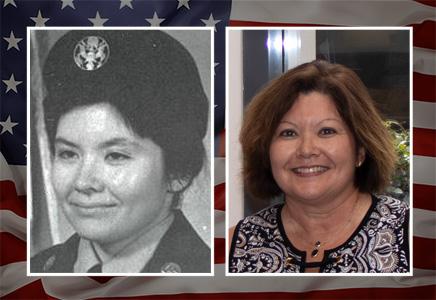 Salute to Veterans with Kim Edwards, U.S. Army