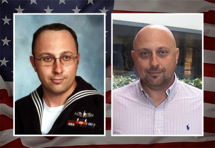 Salute to Veterans with Randy Michaud, U.S. Navy