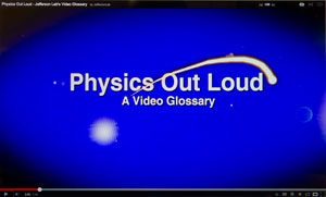 physics out loud