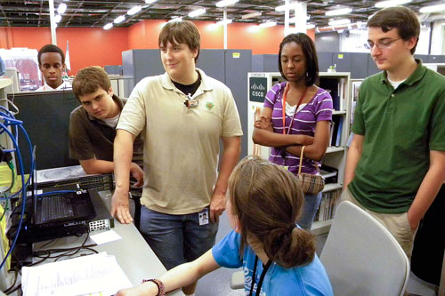 Jefferson Lab's 2013 High School Summer Honors Program