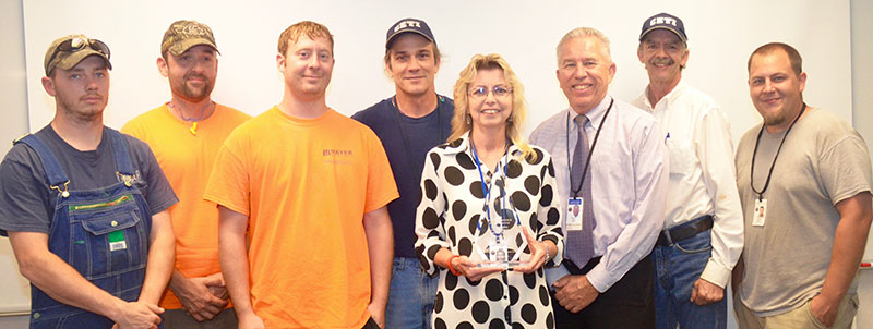 Carr Electric Named Top Small Business Subcontractor