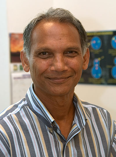 Dr. Hari Areti, has been selected to receive the Francis G. Slack Award
