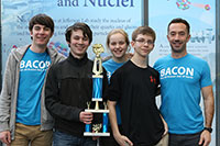 2nd place - Charlottesville High School