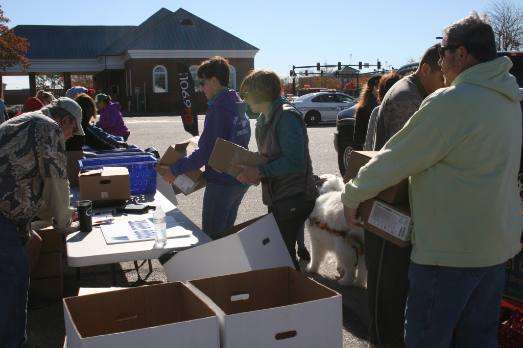 10th Annual Food Drive to benefit the Virginia Peninsula Food Bank