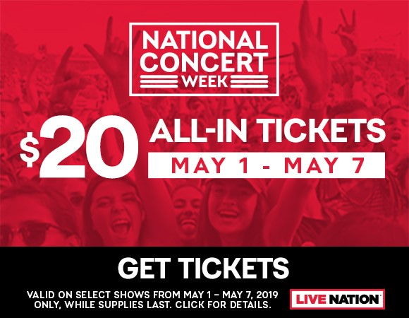 national concert week