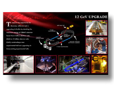 12 GeV Upgrade Fact Sheet