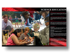 Science Education Fact Sheet