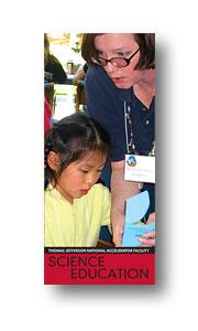 Science Education Brochure