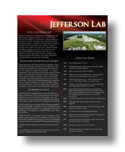 Jefferson Lab Factsheet Slick