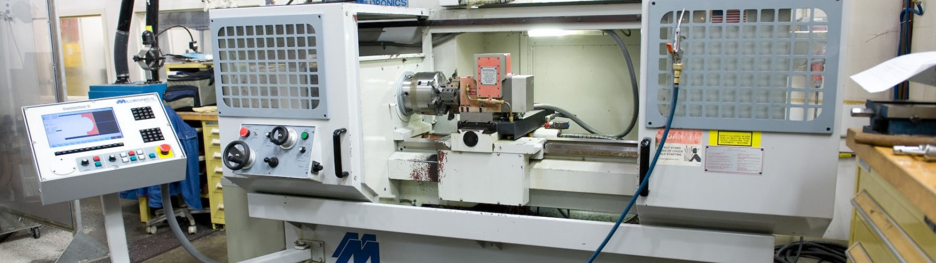 "Machine Shop 17"" CNC Lathe"