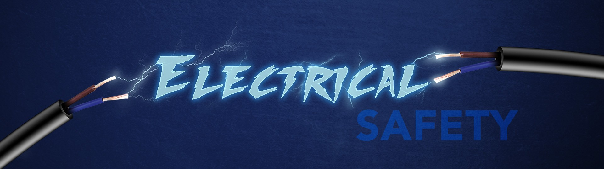 Electrical Safety Program Banner