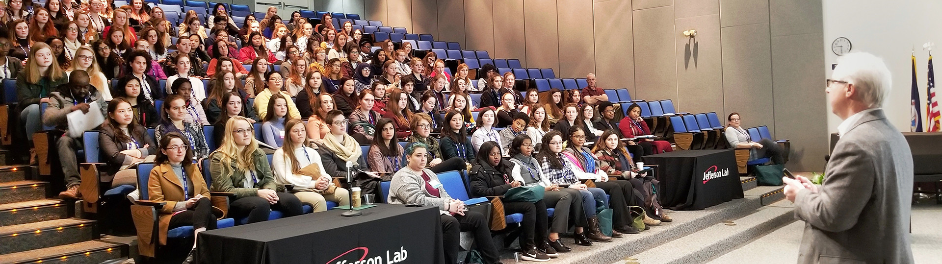Jefferson Lab Conferences & Collaborations