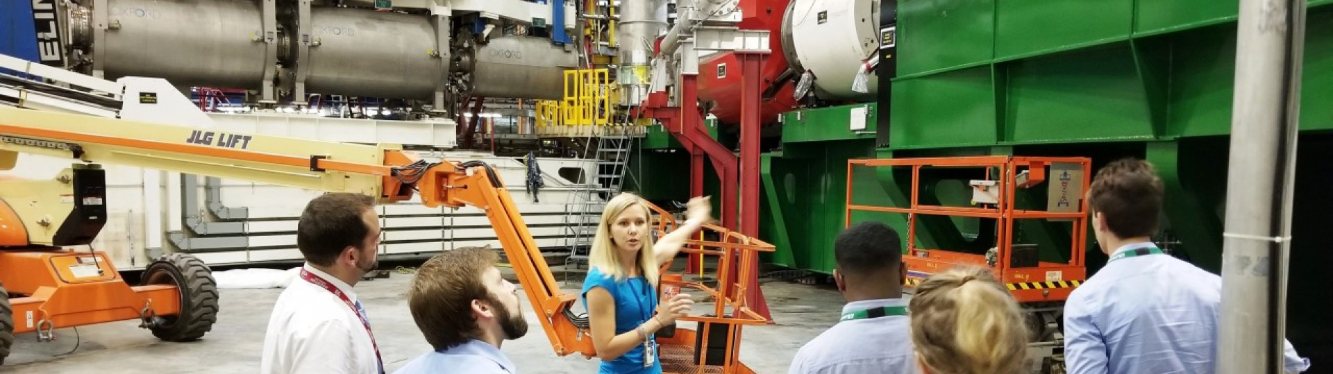 tours at jefferson lab
