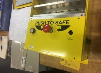 EESSAF machine personal protection safety box