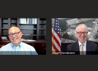 Virtual Town Hall with Chris Fall and Stuart Henderson