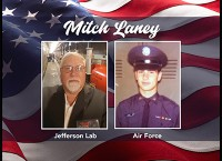 Salute to Veterans with Mitch Laney, U.S. Air Force