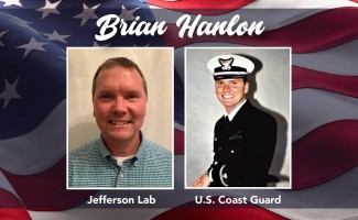 Salute to Veterans with Brian Hanlon, U.S. Coast Guard