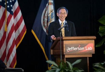 Former U.S. Energy Secretary Steven Chu