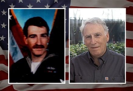 Salute to Veterans with Terry Carlino, U.S. Navy