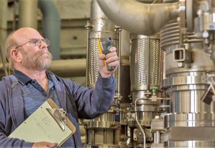 Mark Stapleton, Cryogenic Systems