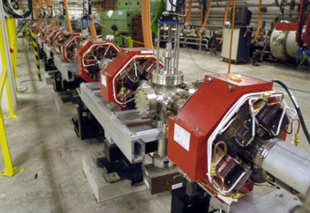 Particle Accelerator Modules