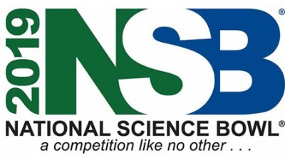 logo for National Science Bowl 2019