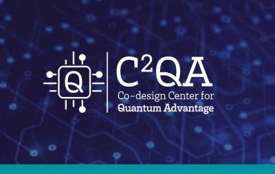 Logo for the Co-design Center for Quantum Advantage (C2QA)