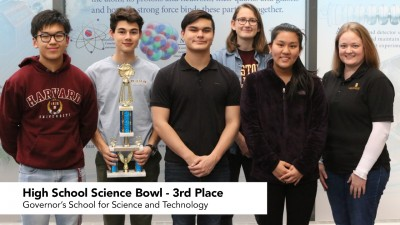 Third Place - Governor's School for Science and Technology (Hampton)