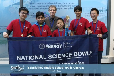 Longfellow Middle School - 1st Place
