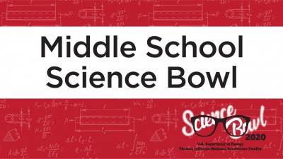 Middle School Science Bowl