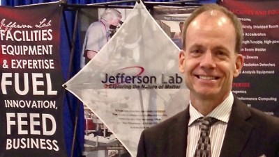 Jefferson Lab's Chief Technology Officer Drew Weisenberger
